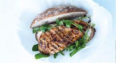 chicken burger, lifestyl food, food board, burger recipes