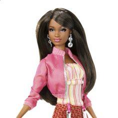 african american barbie doll