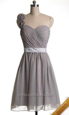 Short Bridesmaid Dresses Short Bridesmaid Dresses Short Bridesmaid Dresses Orange One Shoulder Homecoming/Bridesmaid Dress VPBN712