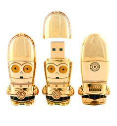 C-3PO Flash Drive