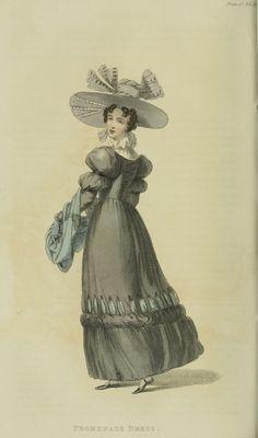 1828 - Ackermann's Repository Series 3 Vol 12 - November Issue