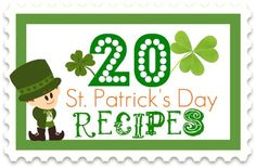 20 St. Patrick's Day Recipes -- an awesome collection!
