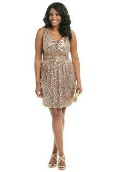 Bridesmaid?  Badgley Mischka - Chrysler at Night Dress RentTheRUnway.com