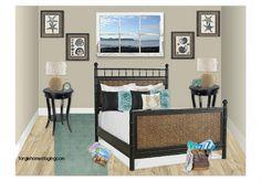 guest room, beachi dream, dreami beachi, beach inspired
