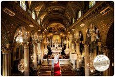 Wedding ceremony in San Giacomo, Santa Margherita Ligure #liguria #church ph: Cristiano Brizzi http://www.brideinitaly.com/2013/06/brizziportofino.html