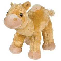 Mini Softimal Camel at theBIGzoo.com, an animal-themed store established in August 2000.