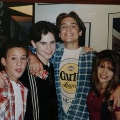 """Boy Meets World originally aired on ABC over 20 years ago.   19 Photos Of The """"Boy Meets World"""" Cast Hanging Out In Real Life"""