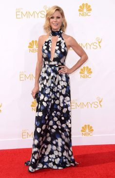 Julie Bowen wearing Peter Som at The 66th Annual Primetime Emmy Awards