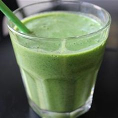 """Kale and Banana Smoothie 