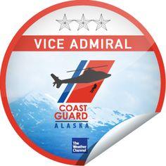 Coast Guard Alaska Vice Admiral