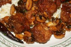 P.F Chang's Kung Pao Shrimp; She Cooks and Bakes!