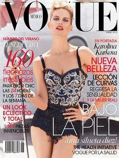 Vogue Mexico June 2012 Cover