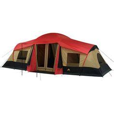 Ozark Trail 10-Person 3-Room XL Camping Tent
