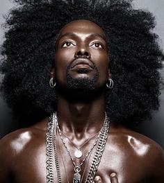 Mbaya Guez - Magnus # black men