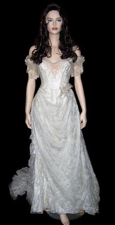 emmy rossum phantom of the opera dress | ... screen used costumes and props featured in phantom of the opera emmy