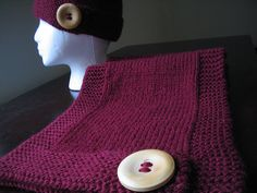 Republic Scarf by Nicole Reeves
