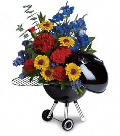 teleflora father's day boat