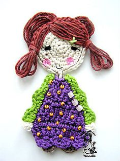 Free Crochet Applique Patterns - About