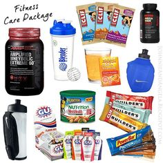 Fitness Care Package #MilitaryCarePackage #Deployment. - Jerky is always a hit and my husband loved his Blender Bottle! - MilitaryAvenue.com