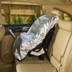 Mommy's Helper™ Car Seat Sun Cover - BedBathandBeyond.com