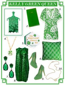 Kelly market chanel, emerald green, kelli market, green queen, wedding colors, kelly green, kelli green, shades of green, green weddings