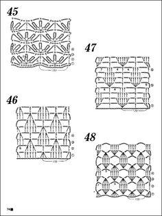 MODELE CROŞETAT (CROCHET PATTERNS)