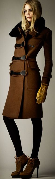burberry coat, chic, pretti cloth, burberri coat, style pinboard, brown, trench coats, winter coats, black