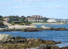 Newport, Rhode Island.  Town was very nice and those summer mansions, unbelievable!!