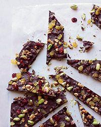 Granola-Chocolate Bark Recipe
