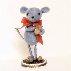 dear felt mouse,   please stop being so fabulous.   thanks.
