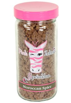 Pink Zebra at Home -  The exotic aromas of mush, spices and rich amber