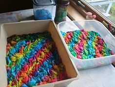 great dyeing technique