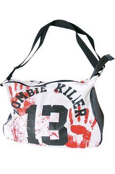 Darkside Clothing - Zombie Killer Luggage Bag