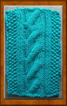 Knitting Patterns For Advanced Beginner : Knitting on Pinterest Knit Stitches, Knitting Patterns and Arm Warmers