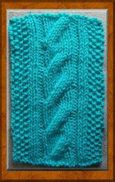 Knitting Stitches Advanced : Knitting on Pinterest Knit Stitches, Knitting Patterns and Arm Warmers