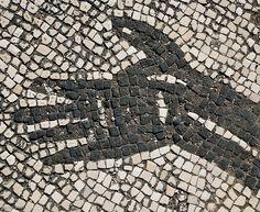 Detail of Roman Mosaic