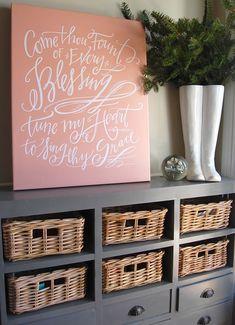 gorgeous lettering
