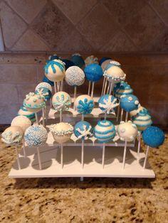 ... Cake Pops on Pinterest | White Cake Pops, Elegant Cake Pops and