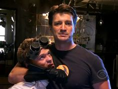 Captain Hammer and Dr Horrible