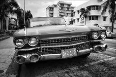 Classic car #Cadillac