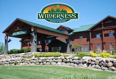 Been there, would love to go again. Wilderness Resort in the Wisconsin Dells!
