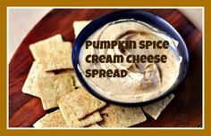 Make this deliciously simple pumpkin spread for Thanksgiving dinner or Halloween parties!