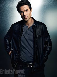 Brett Dalton- Cam Mordred- works with Morgan at Avalon (Sir Mordred)