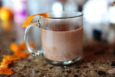 Made-from-scratch hot chocolate