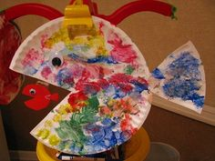 ocean animal crafts | Water Fun Round-Up: Ocean and Sea Creature Activities and Crafts ...