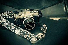 20 Cool DIY Camera Straps