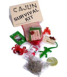 Cajun Survival Kit