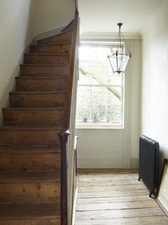 Love those stairs.