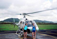 #Kaui #Hawaii #Helicopter tour #andreacatsicas