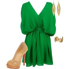 Emerald Green for the Summer